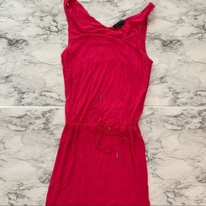 Banana Republic Hot Pink Dress